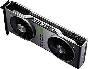 NVIDIA GeForce RTX 2070 *创始人版显卡