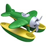 Green Toys 玩具水上飞机-无BPA,无邻苯二甲酸盐,可提高钳抓力的水上飞机。玩具和游戏