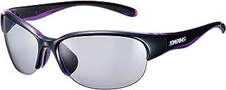 SWANS 运动 太阳镜 LUNA 面向女性 (高尔夫 网球 跑步 户外 用) 日本制造