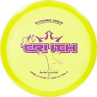 Dynamic Discs Lucid EMAC Truth Disc 高尔夫中档   170g Plus   稳定飞盘高尔夫中档   印章颜色会有所不同