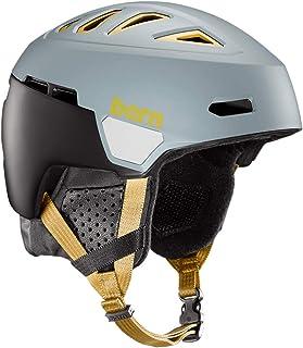 Bern Heist MIPS 头盔,哑光板岩绿,大号