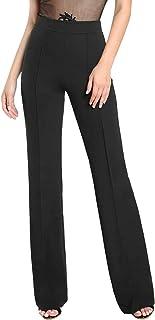 SOLY HUX 女式高腰直筒长裤