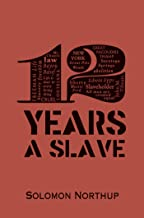 12 Years a Slave (Word Cloud Classics) (English Edition)