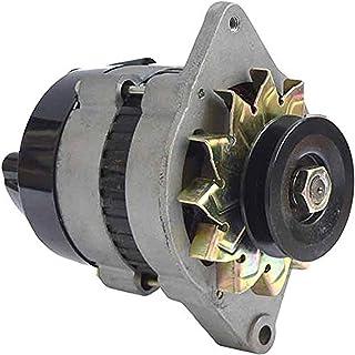 DB Electrical ALU0023 交流发电机,适用于 Massey Ferguson Perkins 柴油拖拉机 20B 20E MF20 Perkins Eng。 240 MF240 250 MF250 253 MF253 254 ...