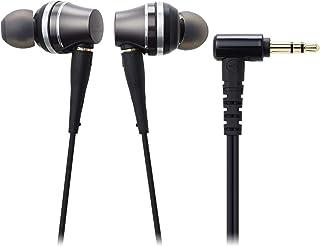 Audio-Technica ATH-CKR90iS 声音真实入耳高分辨率耳机带麦克风和控制功能