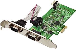 RATOC Systems RS-232C・数字I/O PCI Express板 REX-PE60D