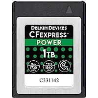 Delkin 设备 1TB Power CFexpress B 型存储卡