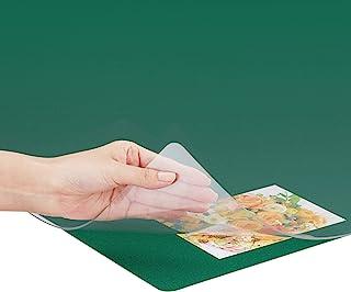 普乐士 桌垫 OA 对应鼠标 双重型(带垫底) 1045×715mm 透明