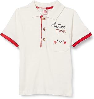 Tuc Tuc 男婴 Polo Punto Detox Time Polo 衫