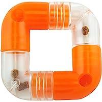 Planet Dog Link 玩具 橙色 4 Pieces