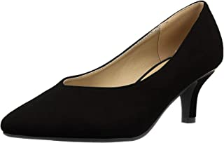 [Revertidal] 6cm细跟尖头V 切割美腿浅口鞋/1117 1117 女款