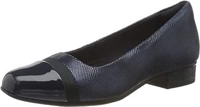 Clarks 女士 Juliet Monte 闭口凉鞋