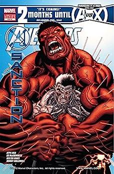 """Avengers: X-Sanction #3 (of 4) (English Edition)"",作者:[Jeph Loeb, Ed McGuinness]"