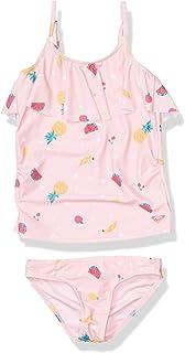 ROXY 女童 Aloha 分体式泳衣套装