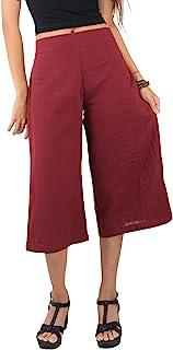 Tropic Bliss 女士有机棉七分裤,长袍