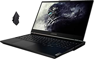 Lenovo 联想 Legion 5 游戏笔记本电脑 15.6 英寸 FHD IPS 120Hz 显示屏,Intel Core I7-10750H,16GB RAM,512GB PCIe + 1TB HDD,GTX 1660 Ti,WiFi,R...