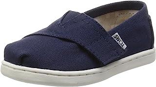 [ トムス ] 懒人鞋原创经典款 Canvas Youth 火山灰色 20.5 cm Espadrille