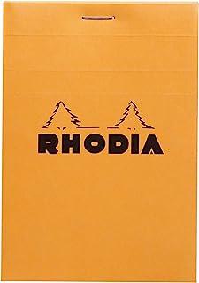 RHODIA 罗地亚 法国 经典上翻笔记本 橙色 N12方格 12200
