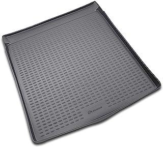 Element EXP.NLC.51.06.B10 定制贴合橡胶靴衬垫保护垫,适用于大众帕萨特 B6 2005-2010 沙龙,黑色