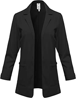 女式纯色经典双排扣办公优雅西装