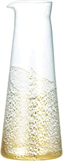 Toyo Sasaki Glass 江户玻璃 金箔玻璃 玻璃杯 日本制造 金色 320ml 62631