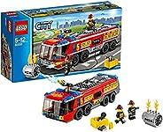 LEGO 乐高 城市组 机场消防车 60061