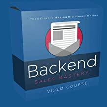 Backend Sales Mastery 训练课程