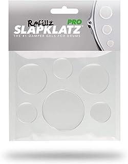 SlapKlatz PRO Refillz 鼓式阻尼器 (CLEAR)   12 件   3 种尺寸   *