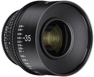 Xeen 15035T1.5N T1.5 Cine 镜头 Nikon 接口 35 毫米 黑色