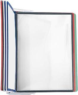 Leviatan 墙壁可视板系统 墙板 金属板系统 用于拧紧墙壁,仓库,车间,商店,实验室+ 10 个可视板多色