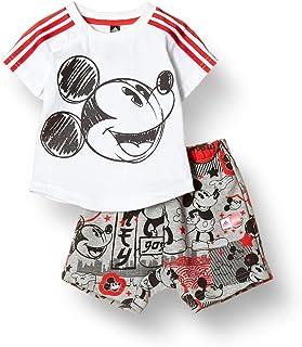 adidas 阿迪达斯 中性儿童 Inf Dy Mm Sum 2 运动服