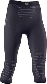 X-Bionic 女士 Invent 4.0 裤子 3/4 女士 Pantalon De Sport Fitness Femme 裤子