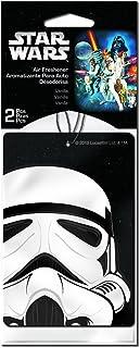 "Plasticolor 005546R01 Star Wars ""Stormtrooper""空气清新剂(2 件装)"