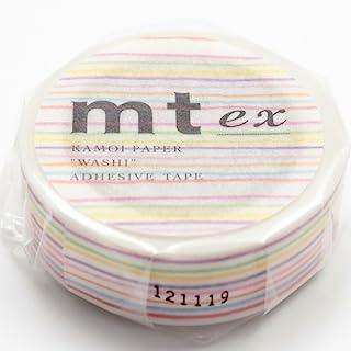 MT 日本 和纸胶带 彩色铅笔