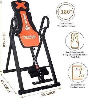 pooboo 倒立桌 缓解背部* 重型可折叠后拉伸器 适用于**训练