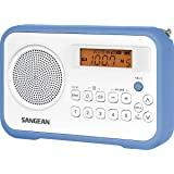 SANGEAN PR-D18 fm-stereo / AM 便携式数码 receiv