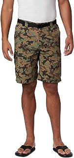 Columbia 哥伦比亚 男式 Silver Ridge 印花工装短裤 Ss21