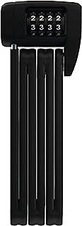 ABUS 值得信赖的德国品牌 自行车 钥匙 锁 防盗见舞金制度 85厘米 拨盘式 *等级6 [BORDO LITE 6055C SH安装] |