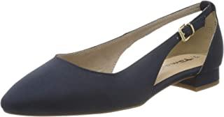 Tamaris 1-1-22112-24 女士浅口芭蕾鞋