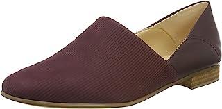 Clarks 女士纯色乐福鞋
