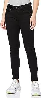 G-STAR RAW 女士 Midge Cody 中腰紧身牛仔裤