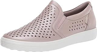 ECCO 爱步 女士 Soft 7 一脚蹬运动鞋