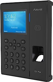Anviz c2-pro 升高 黑色