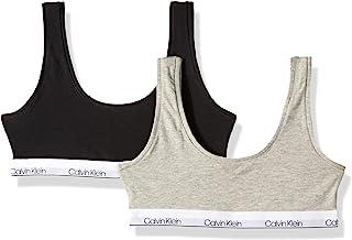 Calvin Klein 卡尔文·克莱恩 女童现代棉质内衣 多件装