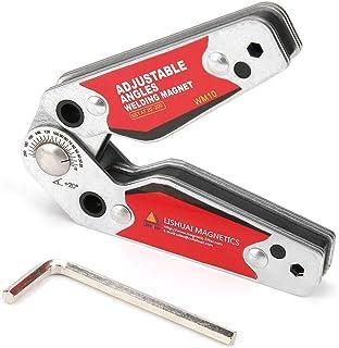 Yosoo Health Gear 焊接支架,焊接磁性支架,焊接磁铁,焊接工具配件,适用于五金生产和建筑行业
