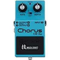BOSS WAZA Craft Chorus 吉他踏板 (CE-2W)