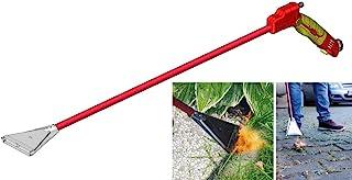 Rothenberger Industrial 生态格农家高级 1500003247 无草燃烧器 无燃气不碎屑机 - 超宽燃烧器 红色 黄色