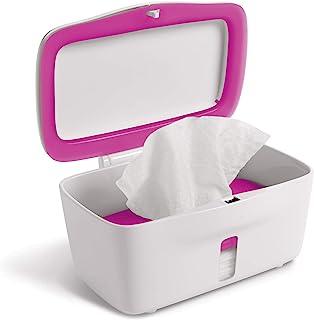 OXO TOT Perfect Pull 湿巾分配器 粉红色