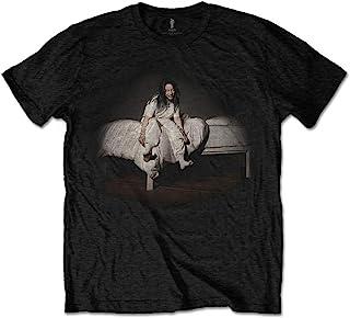 Billie Eilish 男式 BILLIETS11MB04 T 恤,