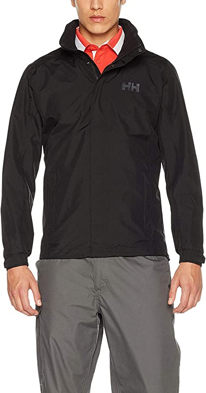 Helly Hansen 哈里汉森 Dubliner 防水防风透气 男式户外冲锋衣夹克 S码¥389.93 可3件92折
